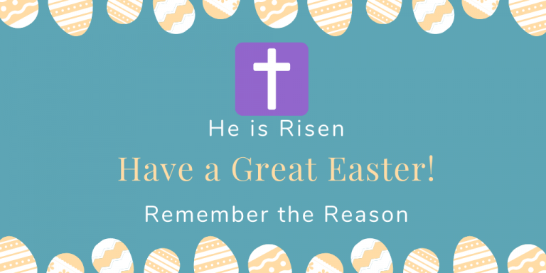 Easter, Jesus, Jesus Christ, He is Risen Remember the reason The reason for Easter Easter 2020